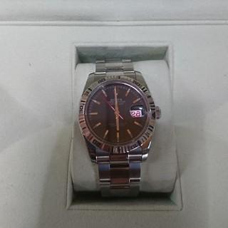 ロレックス(ROLEX)のロレックスデイトジャストターノグラフ(腕時計(アナログ))
