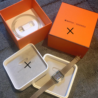 Hermes - Apple Watch Series 2 Hermes 38mm 本体ベルト付き
