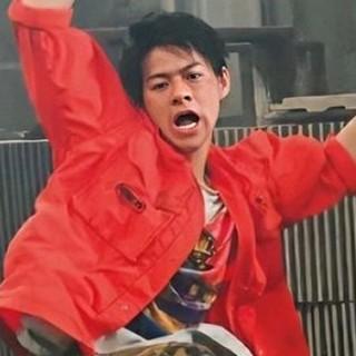 未満警察 平野紫耀着用ビッグポケットカバーオール ワークジャケット オレンジ M