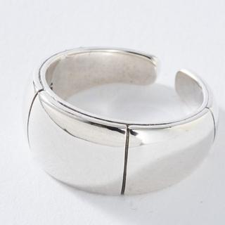フィリップオーディベール(Philippe Audibert)のPHILIPPE AUDIBERT ラインリング 指輪 リングカフ(リング(指輪))