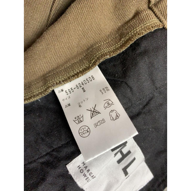 MARGARET HOWELL(マーガレットハウエル)のMHL ワイドパンツ レディースのパンツ(カジュアルパンツ)の商品写真