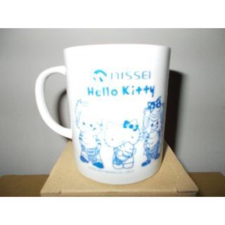 サンリオ(サンリオ)のキティちゃん マグカップ(ノベルティグッズ)