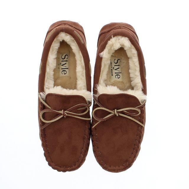 JELLY BEANS(ジェリービーンズ)のStyleジェリービーンズモカシン新品未使用M23.5㎝ レディースの靴/シューズ(スリッポン/モカシン)の商品写真
