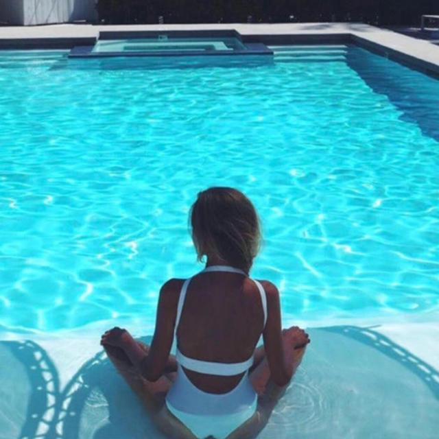 ALEXIA STAM(アリシアスタン)のALEXIASTAM★新品ワンピース水着 レディースの水着/浴衣(水着)の商品写真