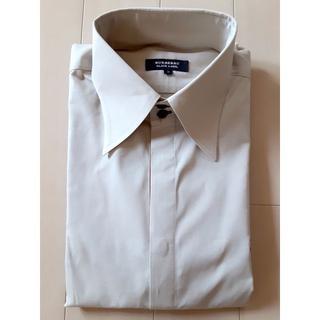 バーバリーブラックレーベル(BURBERRY BLACK LABEL)の《バーバリー ブラックレーベル》長袖ワイシャツ(シャツ)