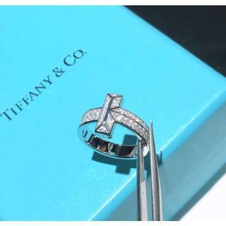 Tiffany & Co. - 最終値下げ 超美品 Tiffany & Co 指輪