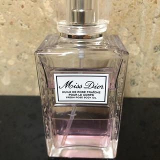 ディオール(Dior)のミスディオール ボディオイル 100ml(ボディオイル)