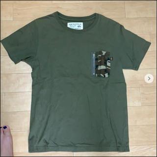 ALPHA INDUSTRIES - アルファ  Mサイズ Tシャツ