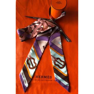 エルメス(Hermes)のHERMES エルメス ツイリー(バンダナ/スカーフ)