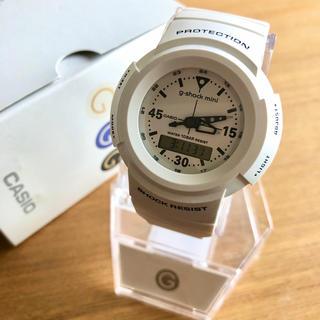 カシオ(CASIO)のg-shock mini BEAMS コラボモデル(腕時計)