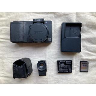 RICOH - RICOH GX200 デジタルカメラ 中古