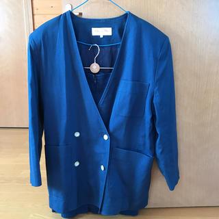 クリスチャンディオール(Christian Dior)のクリスチャンディオールスポーツの紺スーツ(スーツ)