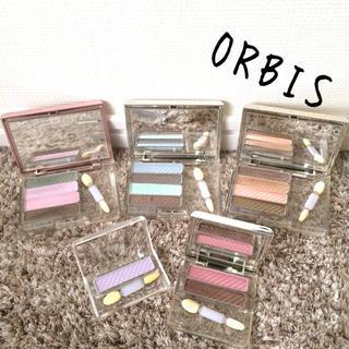 オルビス(ORBIS)の【美品】ORBIS♥️オルビス 化粧品 コスメ まとめ売り 計5点(アイシャドウ)