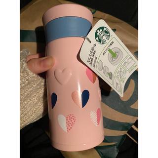 スターバックスコーヒー(Starbucks Coffee)のスターバックス バレンタイン ステンレスボトル 350ml(タンブラー)