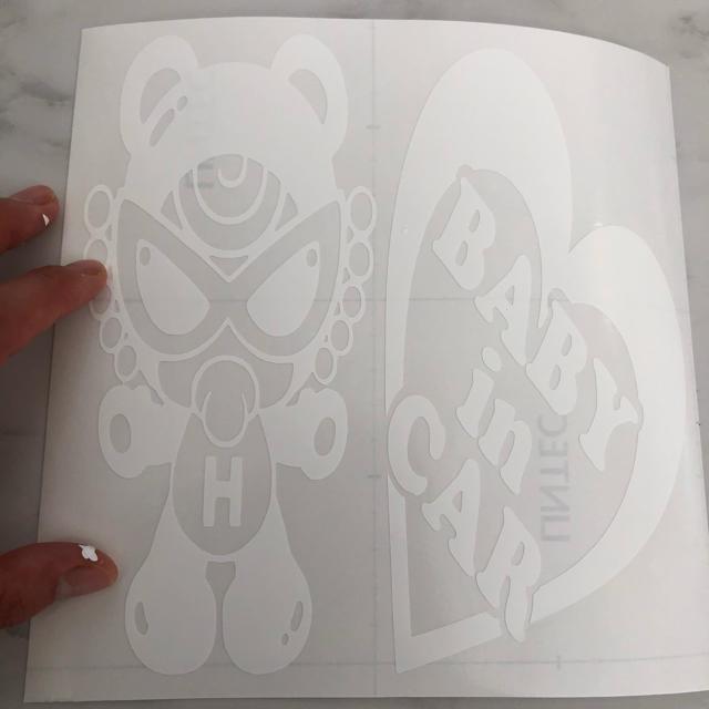 HYSTERIC MINI(ヒステリックミニ)のヒスミニすてっかー売り尽くしセール キッズ/ベビー/マタニティのキッズ/ベビー/マタニティ その他(その他)の商品写真