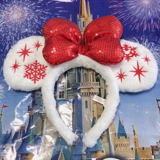 Disney - ディズニー カチューシャ クリスマス 2015