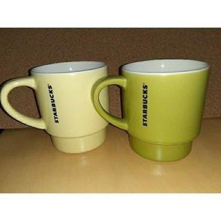 スターバックスコーヒー(Starbucks Coffee)のスタバ スターバックスコーヒー マグカップ 二個セット(グラス/カップ)