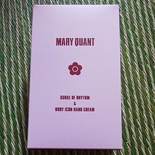 マリークワント(MARY QUANT)の値下げ【新品】MARY QUANTサージオブリズム50g&ハンドクリーム40g(パック/フェイスマスク)