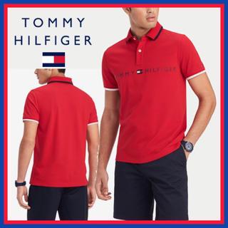 トミーヒルフィガー(TOMMY HILFIGER)の日本未入荷★トミー フィルフィガー メンズ 半袖 ポロシャツ US/Sサイズ(ポロシャツ)