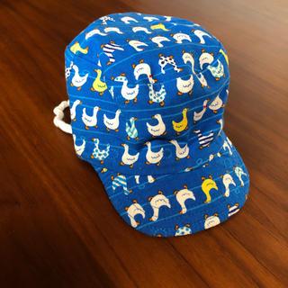 アカチャンホンポ(アカチャンホンポ)のアカチャンホンポ リバーシブル帽子(帽子)