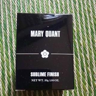 マリークワント(MARY QUANT)の【新品】MARY QUANTサブライムフィニッシュOC-10(ファンデーション)