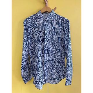 Dior - DIORディオール x ショーンステューシー 長袖シャツ