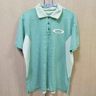 オークリー(Oakley)のOAKLEY ゴルフ用半袖シャツ(ウエア)