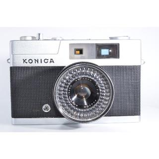 コニカミノルタ(KONICA MINOLTA)のキャノン Konica EE Matic 40mm f2.8 #1164(フィルムカメラ)