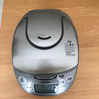 三菱電機 - 三菱 IH ジャー炊飯器 NJ-KH10-S形 中古 2011年製 5.5合