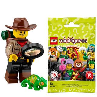 レゴ(Lego)のLEGO レゴ 71025 ミニフィギュアシリーズ19 No7(積み木/ブロック)