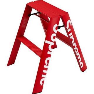 Supreme - Supreme Lucano Step Ladder Red 脚立