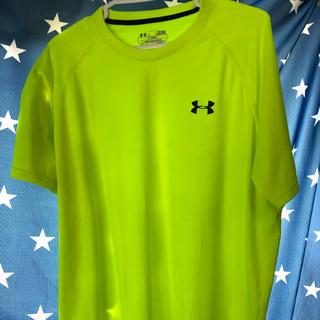 アンダーアーマー(UNDER ARMOUR)のTシャツ(Tシャツ/カットソー(半袖/袖なし))