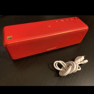 SONY - SONY ワイヤレスポータブルスピーカー h.ear go (SRS-HG1)