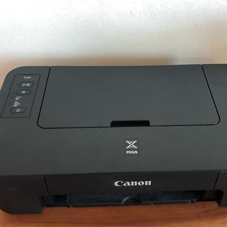 Canon - キヤノン インジェットプリンタ PIXUS TS203 ブラック 中古