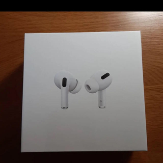 Apple - AirPods pro ケース付き