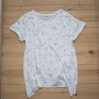 ヘザー(heather)のheather デザインTシャツ (Tシャツ(半袖/袖なし))
