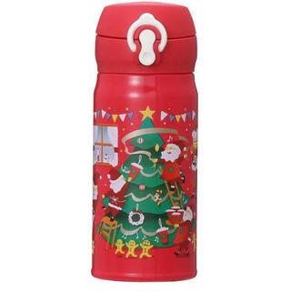 スターバックスコーヒー(Starbucks Coffee)の送料込み☆スタバステンレスタンブラー2019クリスマス350ml☆新品未使用(タンブラー)