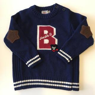DOUBLE.B - ダブルビー  セーター 90