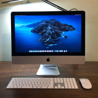 Mac (Apple) - iMac (Retina 4K, 21.5-inch, 2017) CTO