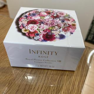 インフィニティ(Infinity)のインフィニティロイヤルフラワーコレクション(フェイスパウダー)