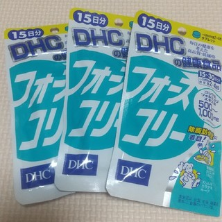 DHC - DHC フォースコリー 15日 3袋