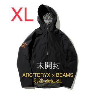 アークテリクス(ARC'TERYX)のアークテリクス ビームス 別注 Zeta SL ジャケット XL(マウンテンパーカー)