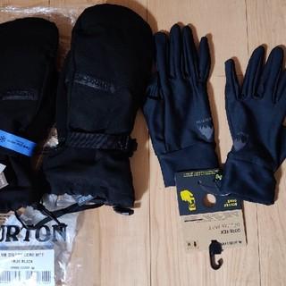 バートン(BURTON)のスノーボード ミトングローブ ゴアテックス バートン BURTON DELUXE(手袋)