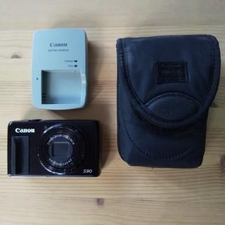 Canon - キャノンパワーショットs90