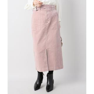 イエナスローブ(IENA SLOBE)のB.C STOCK コールアウトポケットタイトスカート(ひざ丈スカート)