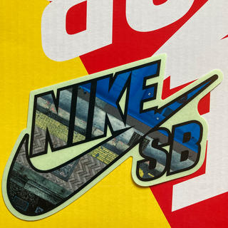 NIKE - instant 25th Dunk sb low 限定ステッカー