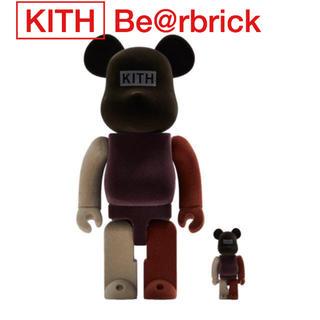 シュプリーム(Supreme)の【完売品 未開封】KITH:Be@rbrick 400% & 100% セット(その他)