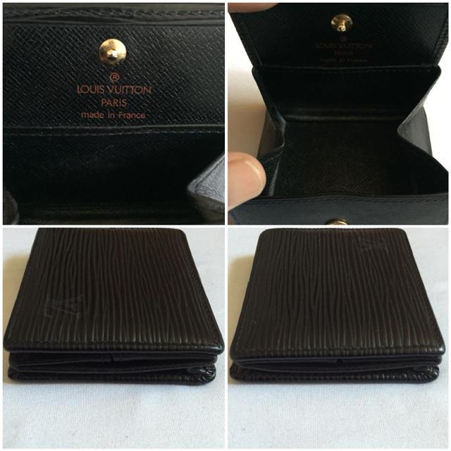 new product 1afad 85154 【良品】ルイ・ヴィトン エピコインケース