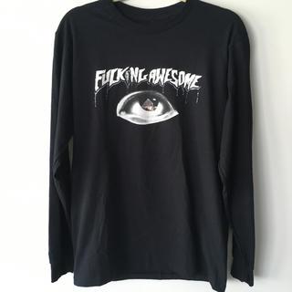 シュプリーム(Supreme)の即完売品 未使用 fucking awesome ロンT 米国USAアメリカ古着(Tシャツ/カットソー(七分/長袖))