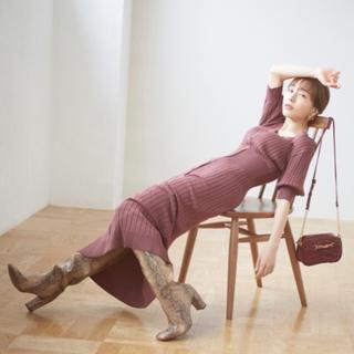 snidel - 田中みなみさん着用♡ワンピース